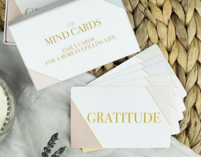 5 minutes with .... Lili, founder and creator of LSW Mind Cards