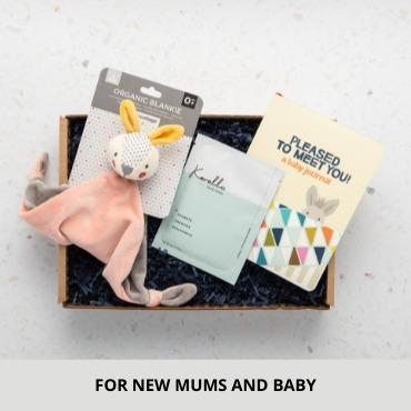 NEW MUM & BABY