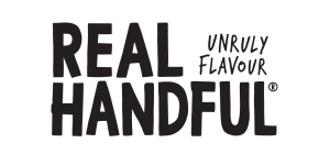 Real handful vegan trail mix branded products